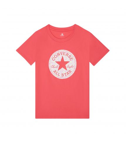 Chuck Patch Daisy Infill Classic T Pink